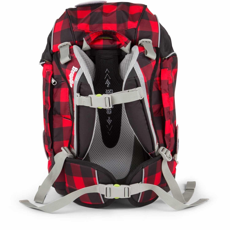 Рюкзак Ergobag LumBearjack с наполнением + светоотражатели в подарок, - фото 5