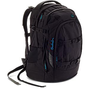 Satch Pack рюкзак для школьника цвет Black Bounce
