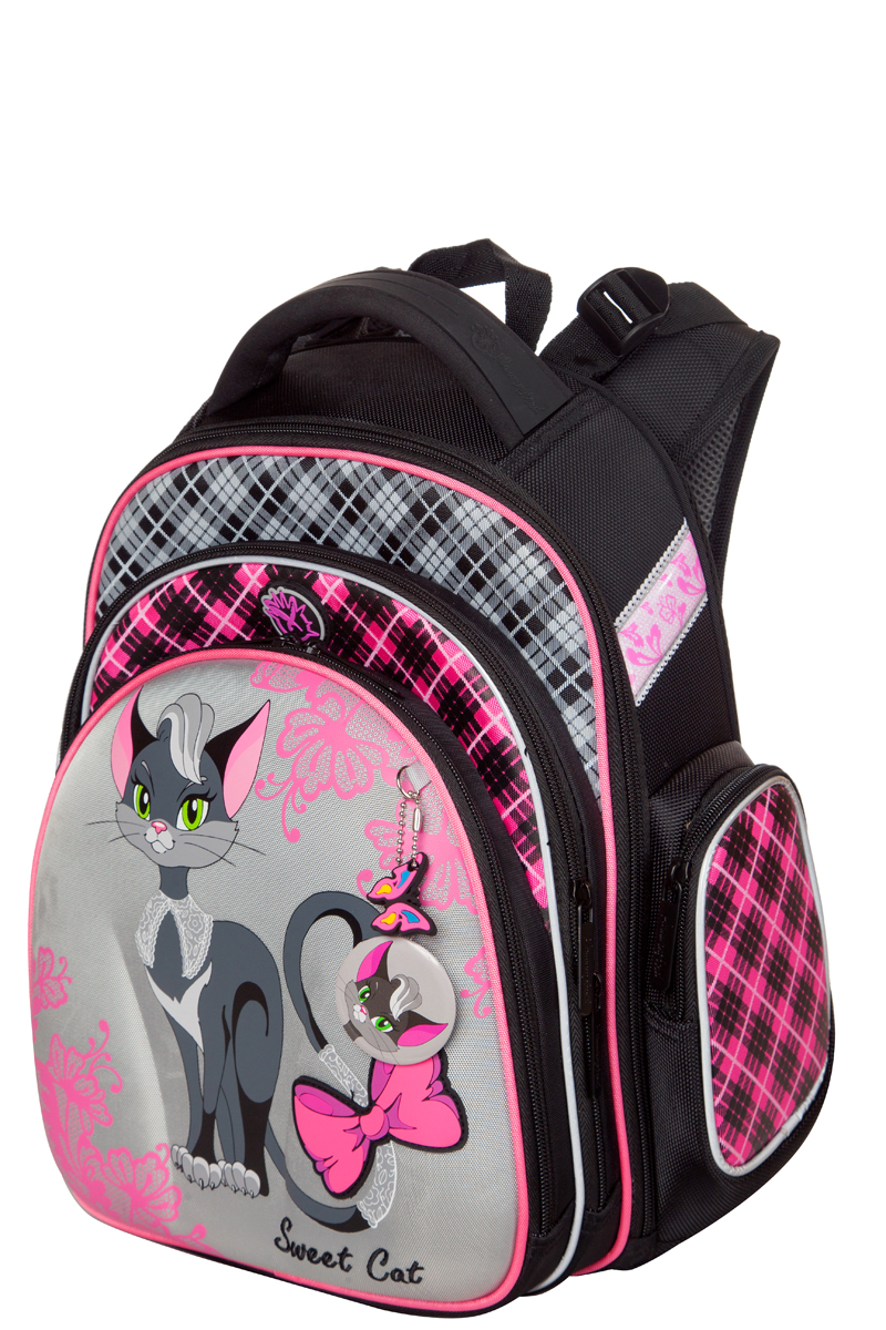 Школьный рюкзак Hummingbird TK54 официальный с мешком для обуви, - фото 1